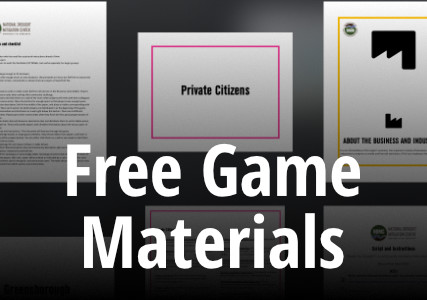 free game materials